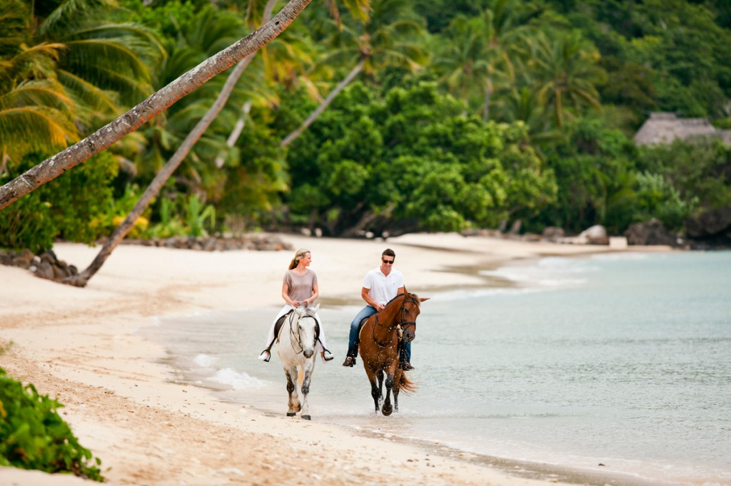Horse Riding | Photo Credit: Laucala