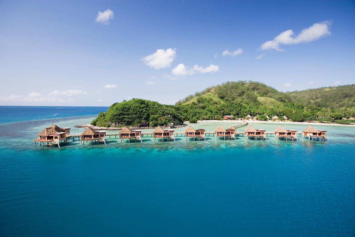Likuliku   Photo Credit: Likuliku Lagoon Resort