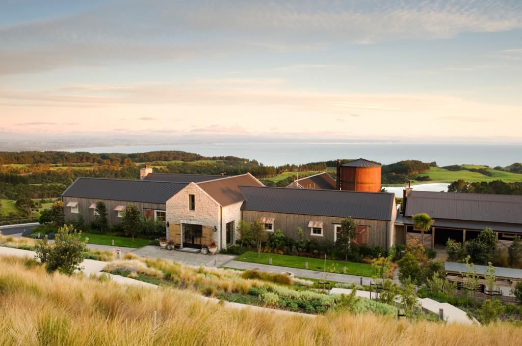 Exterior | Photo Credit: Tourism New Zealand