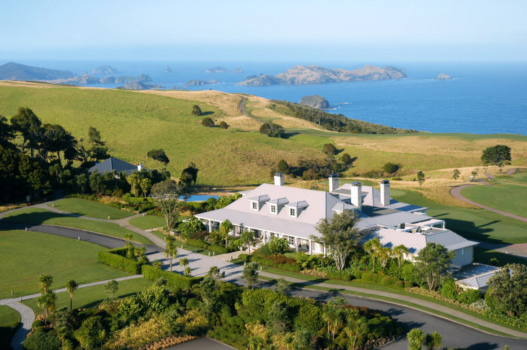 Exterior | Photo Credit: The Lodge at Kauri Cliffs