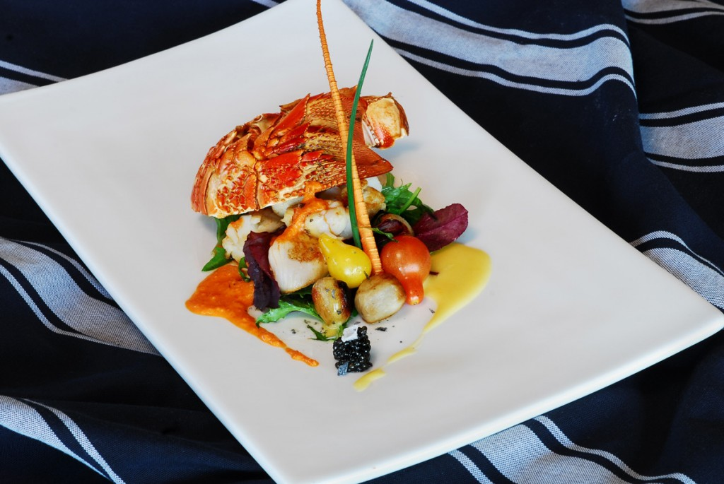 Lobster | Photo Credit: Wharekauhau Lodge