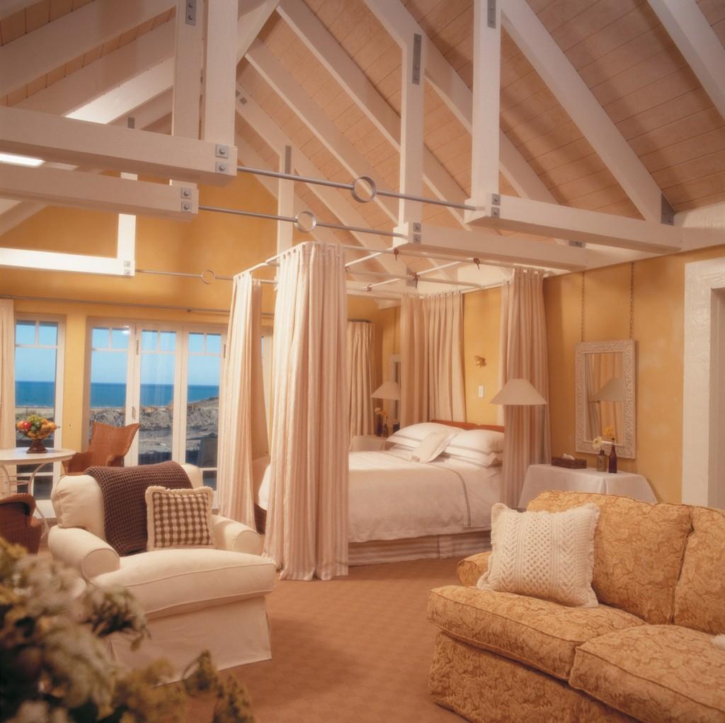 Suite | Photo Credit: Wharekauhau Lodge