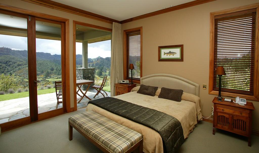 Villa Bedroom   Photo Credit: Treetops Lodge & Estate