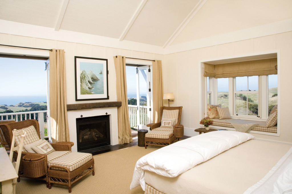 Premier Lodge Suite | Photo Credit: The Farm at Cape Kidnappers