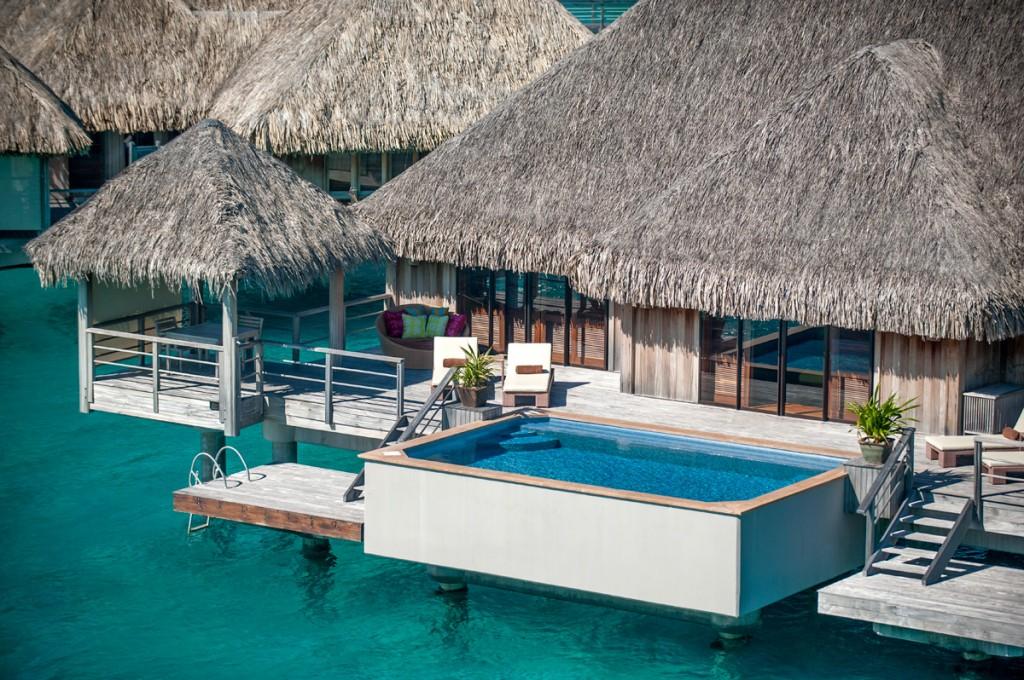 Over-water Villa   Photo Credit: St. Regis Bora Bora