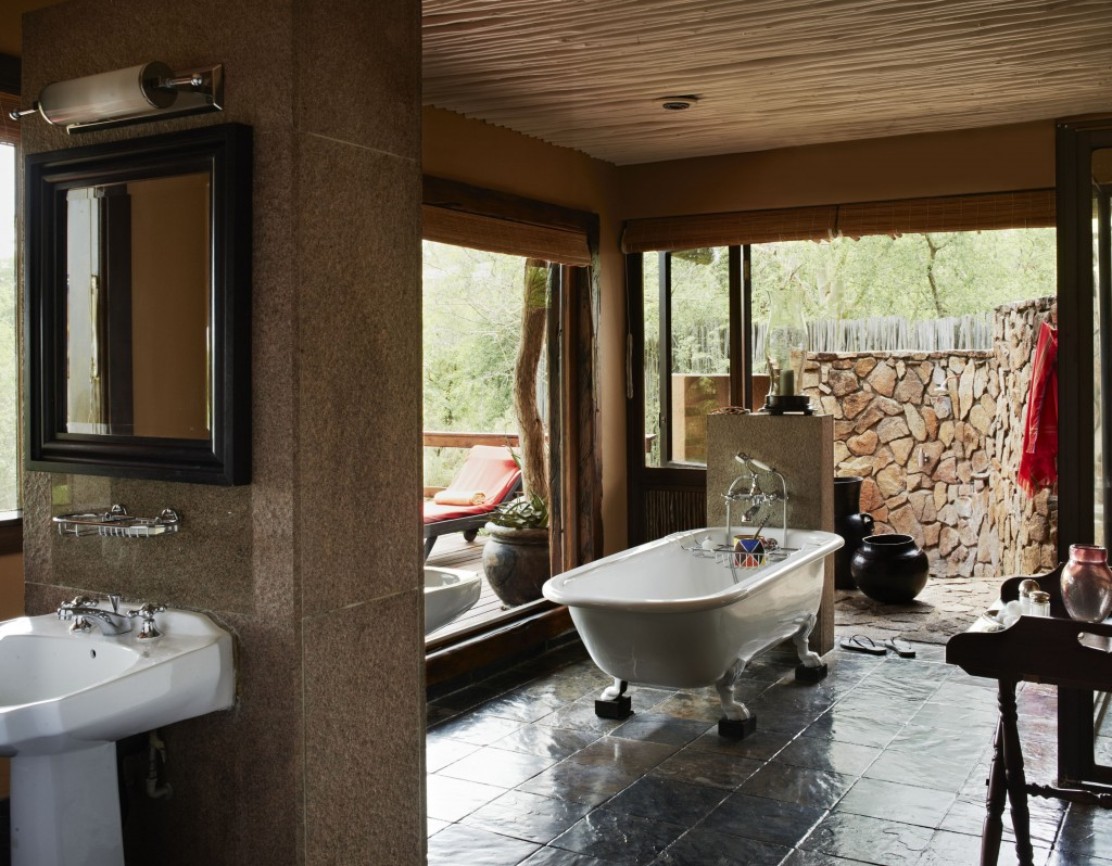 Spacious Bathrooms Photo Credit: Singita
