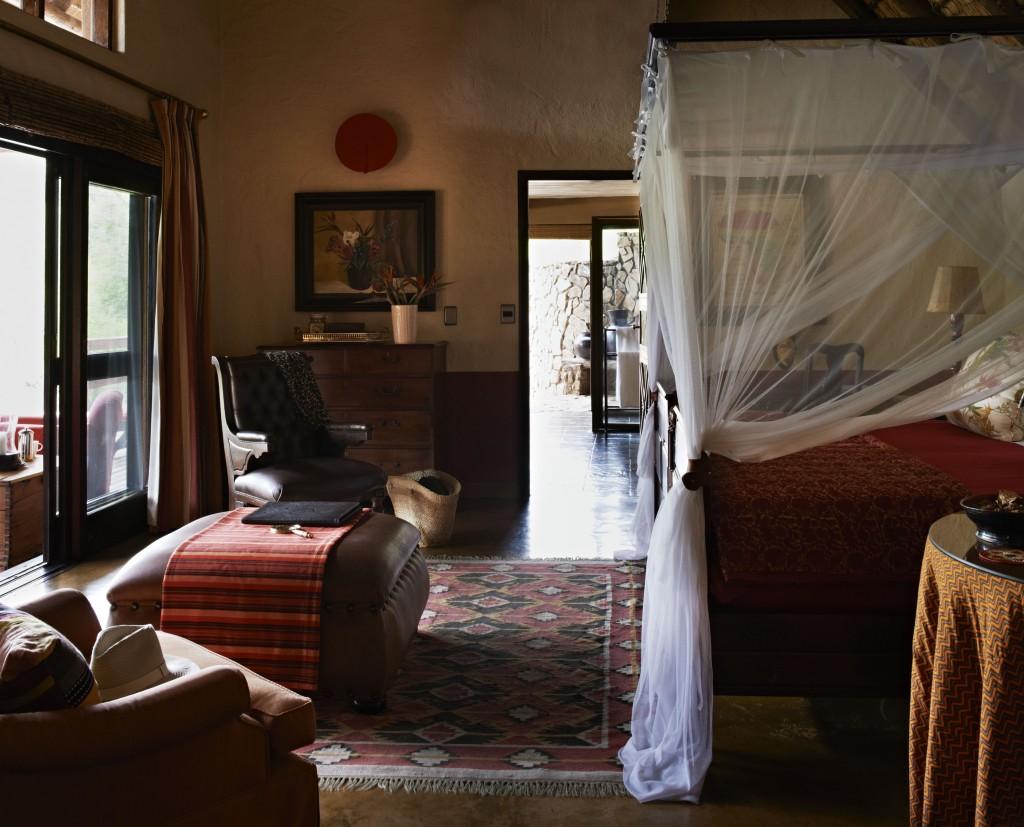 Beautiful Rooms Photo Credit: Singita