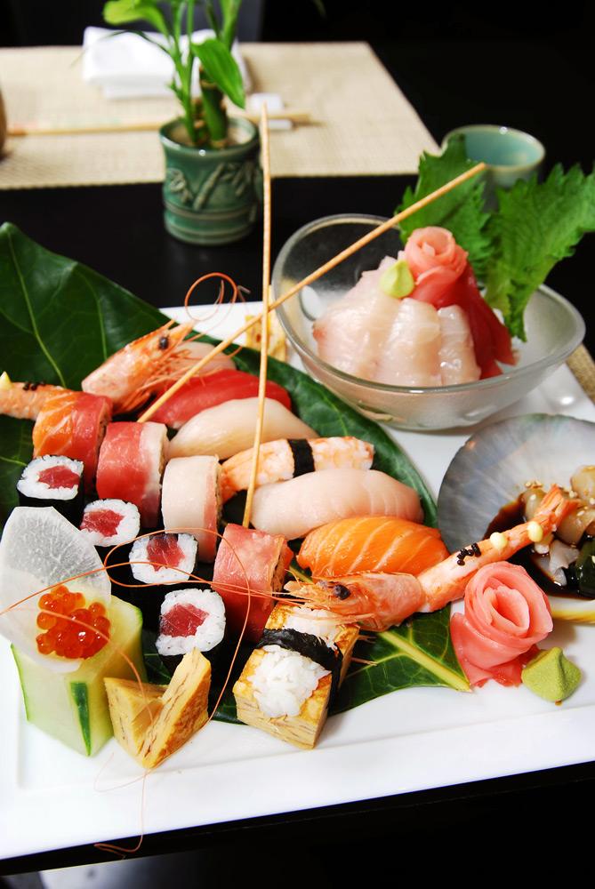 Sushi   Photo Credit: St. Regis Bora Bora