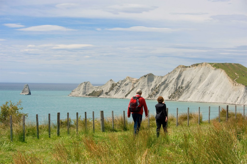 Walking | Photo Credit: The Farm at Cape Kidnappers