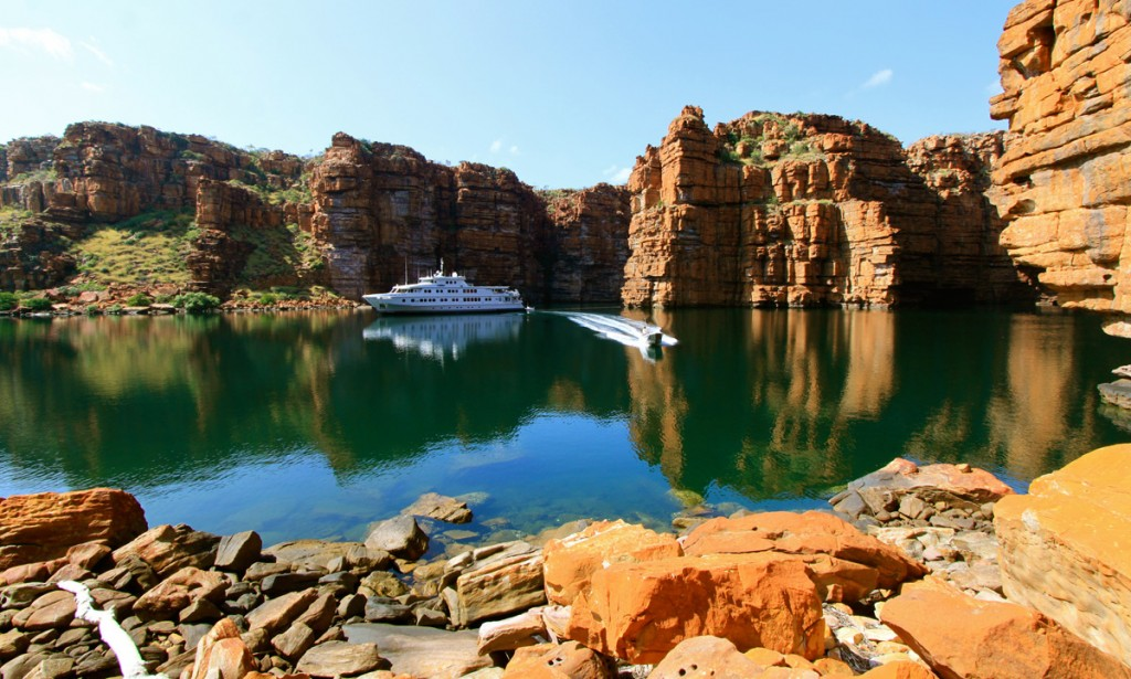 The Kimberley | Photo Credit: North Star Cruises Australia