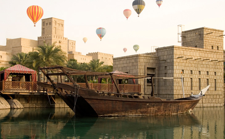 Dubai    Photo Credit: Dubai Convention and Events Bureau