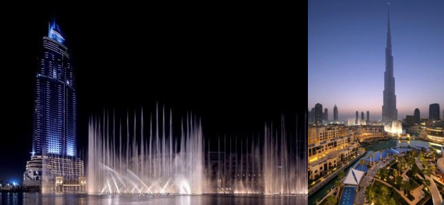 Photo Credit: The Address Downtown Dubai