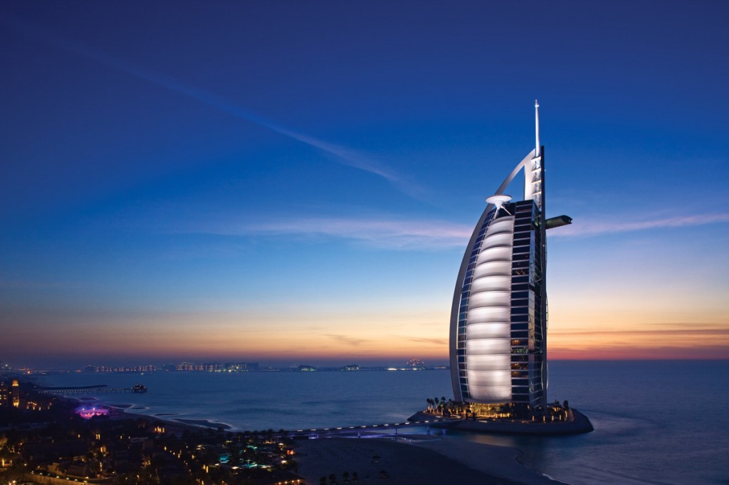 View of Burj Al Arab   Photo Credit: Burj Al Arab