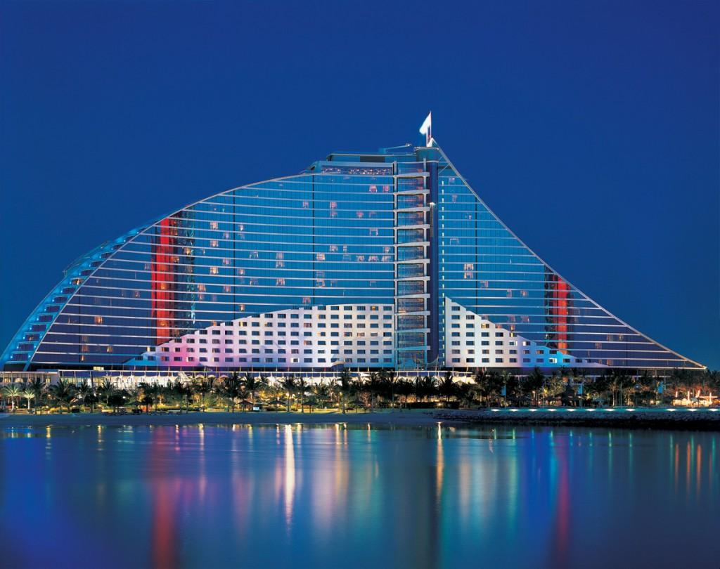 Exterior   Photo Credit: Jumeirah Beach Hotel