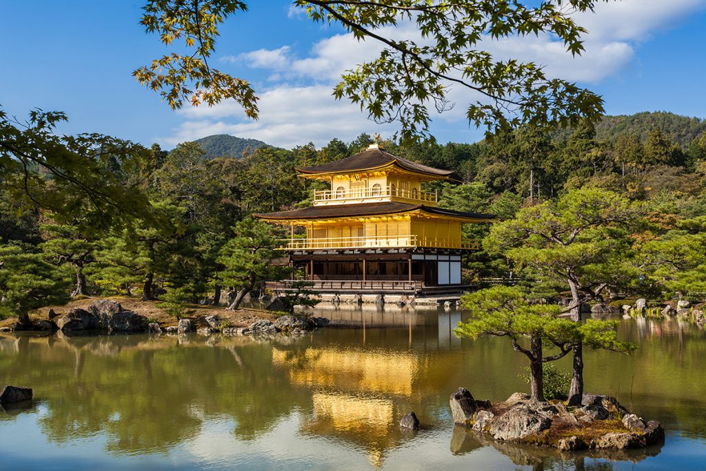 Temple | Photo Credit: Japanese Tourism Board