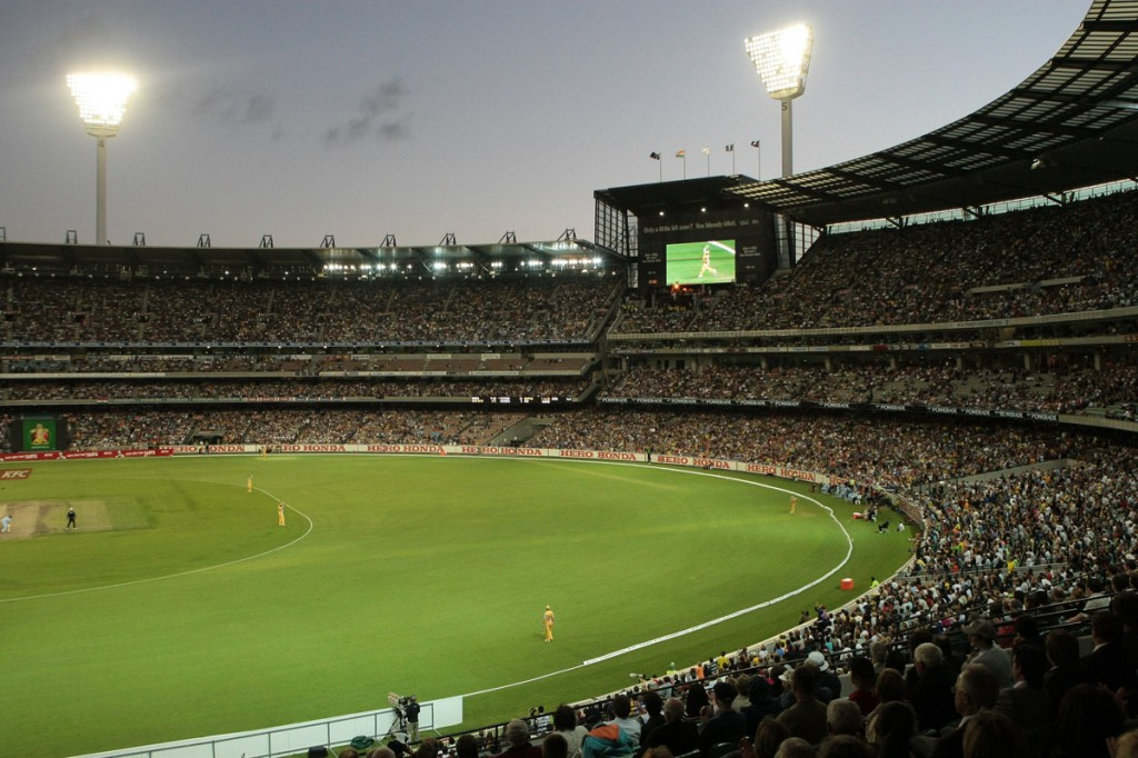 Melbourne Cricket Ground (MCG) | Photo Credit: Tourism Victoria