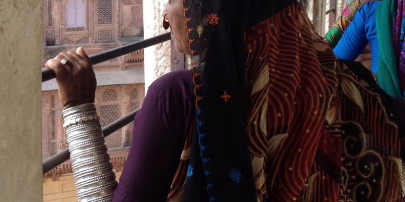Local People in Jodhpur