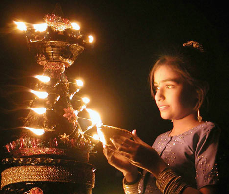 Diwali | Photo Credit: Indochina Photos