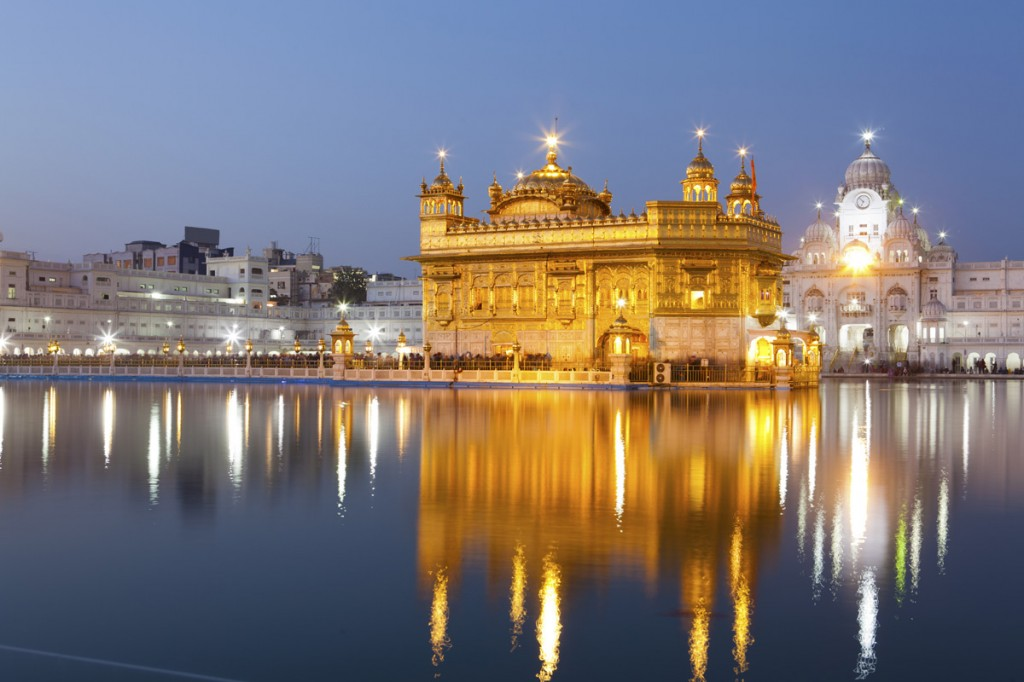 Golden Temple of Amritsar | Photo Credit: Shutterstock