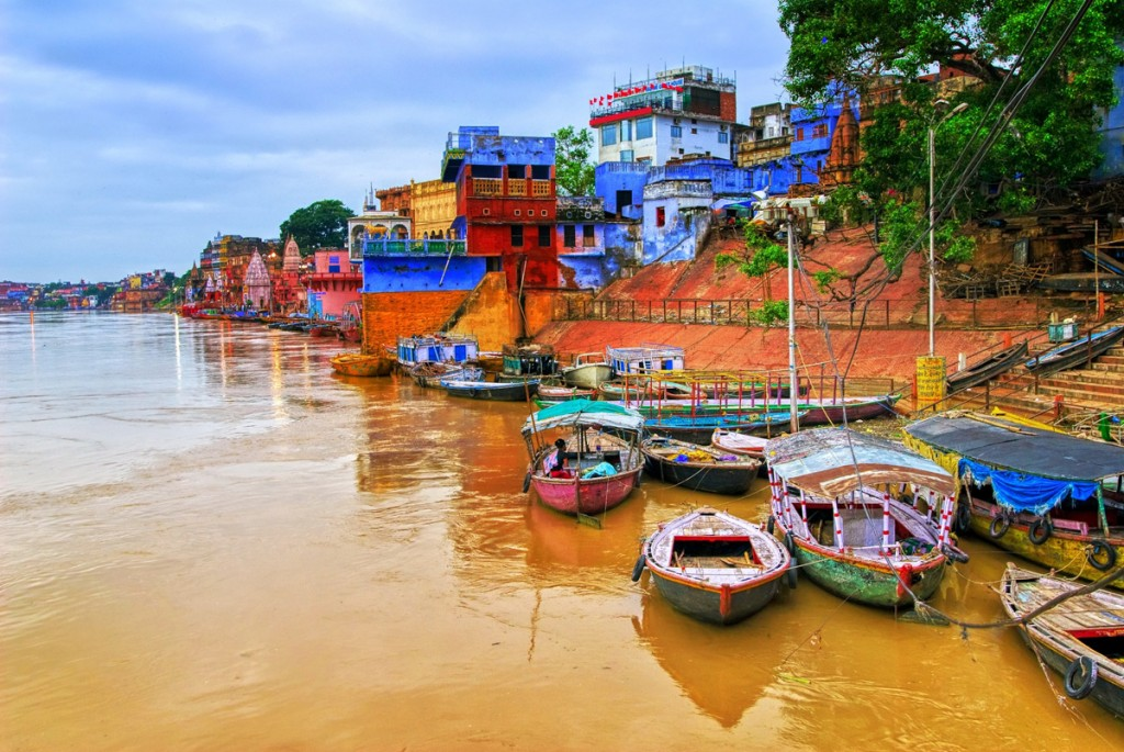 The Ganges River in Varanasi | Photo Credit: Shutterstock