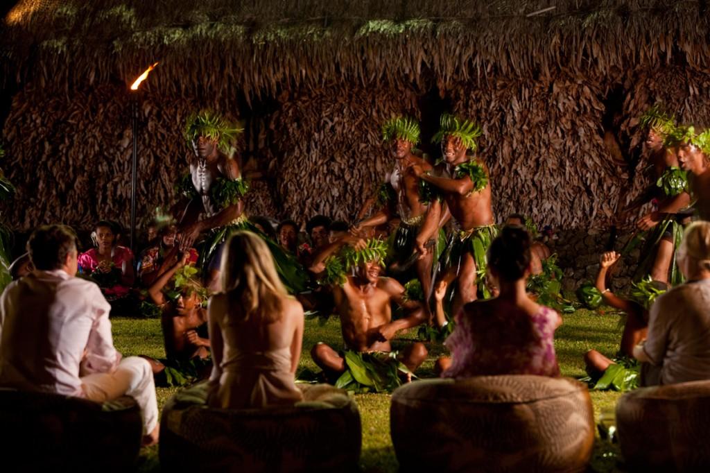 Meke Wau Dance Performance | Photo Credit: Laucala