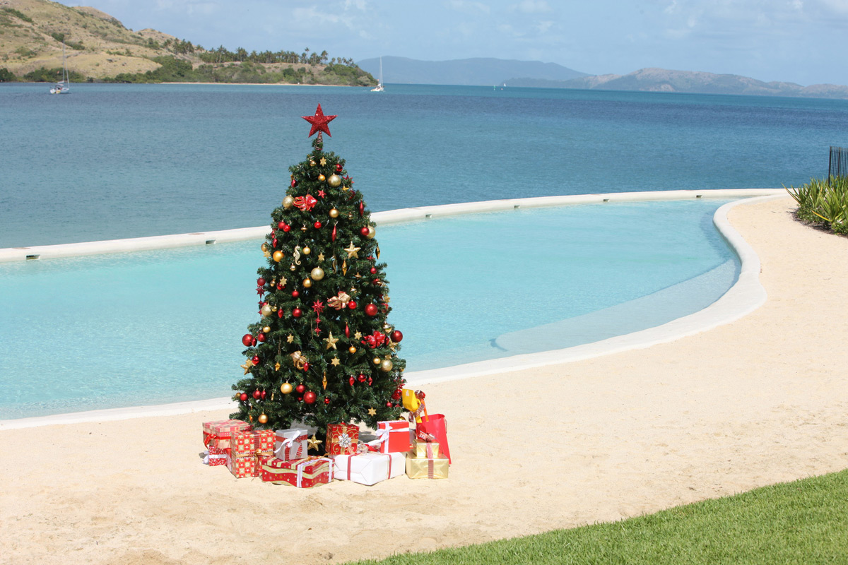 Christmas Decorations In Fiji