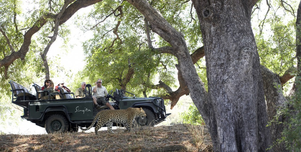 Game Drive | Photo Credit: Singita