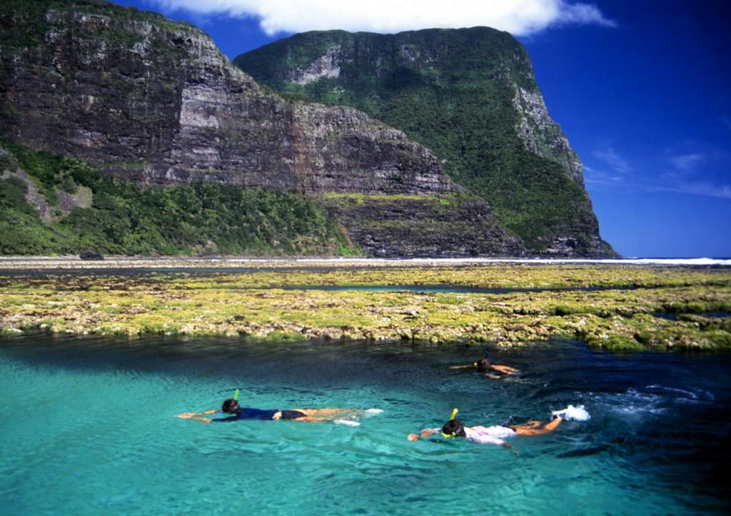 Snorkeling | Photo Credit: Capella Lodge