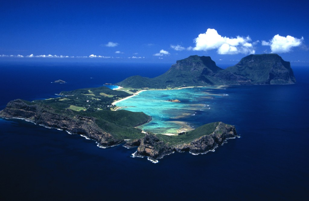 Lord Howe Island | Photo Credit: Capella Lodge