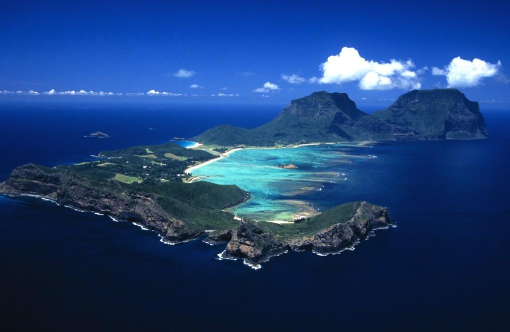 Lord Howe Island | Photo Credit: Capella Lodge