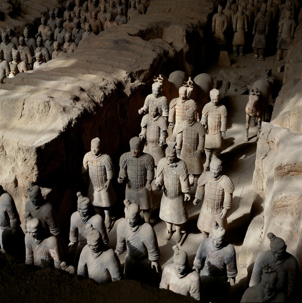 Terracotta Warriors Warriors | Photo Credit: CNTO
