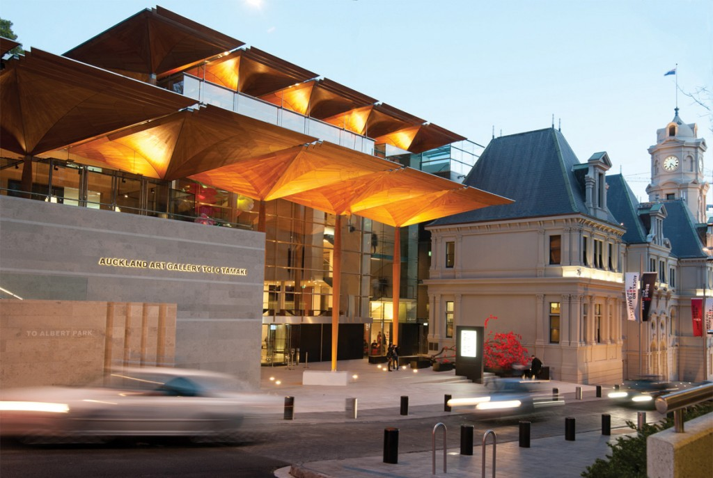Auckland Art Gallery | Photo Credit: Auckland Tourism, Events and Economic Development