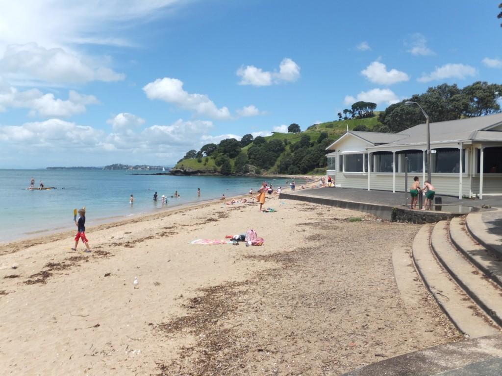 Cheltenham Beach | Photo Credit: Auckland Tourism, Events and Economic Development