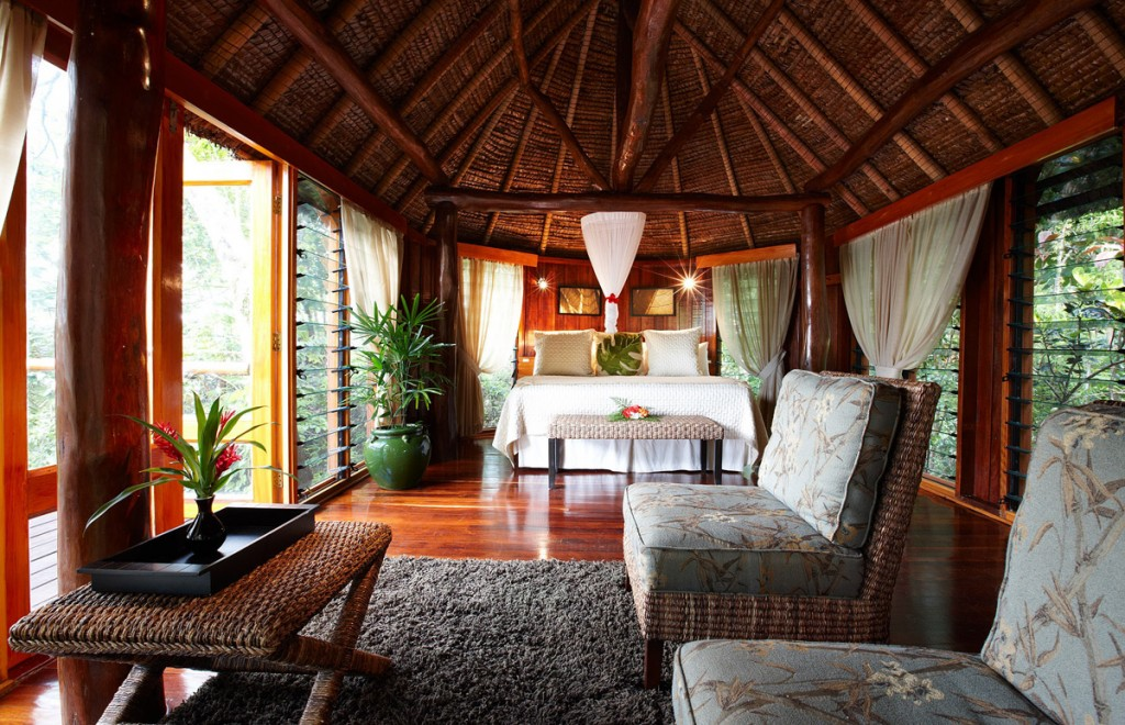 Honeymoon Bure Bedroom | Photo Credit: Namale