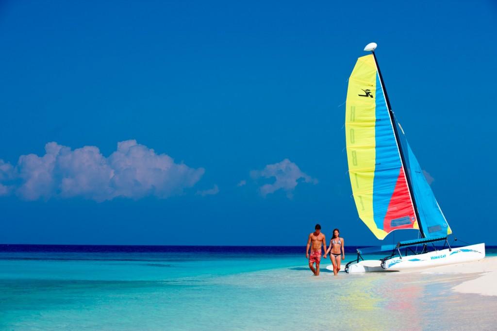 Water Sports | Photo Credit: Tadrai Island Resort