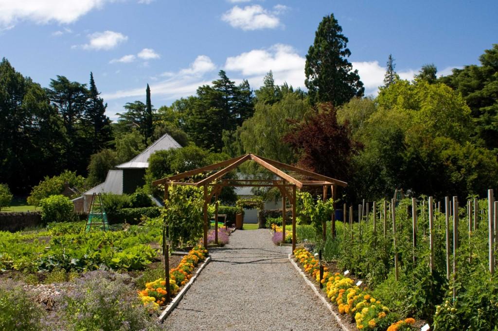 Potager Garden | Photo Credit: Otahuna Lodge