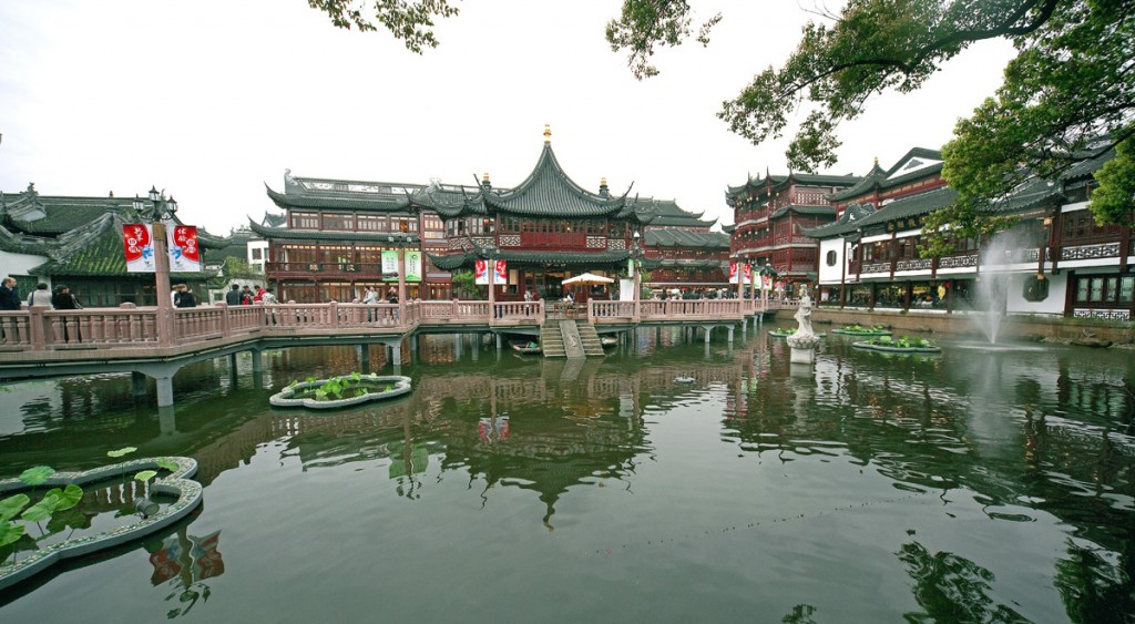 Shanghai City God Temple   Photo Credit: CNTO