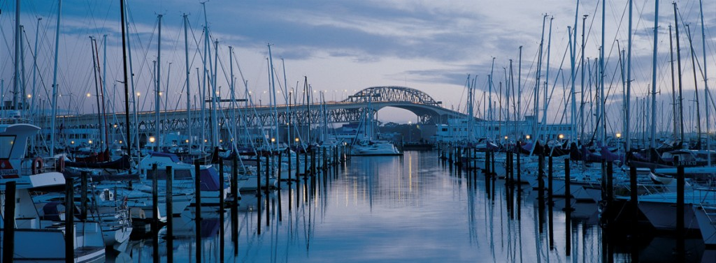 Westhaven Marina | Photo Credit: Tourism New Zealand