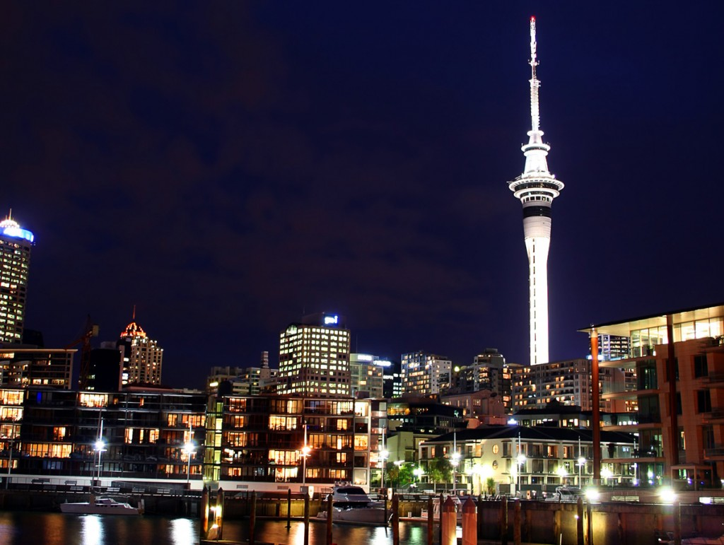 Sky Tower | Photo Credit: Shutterstock
