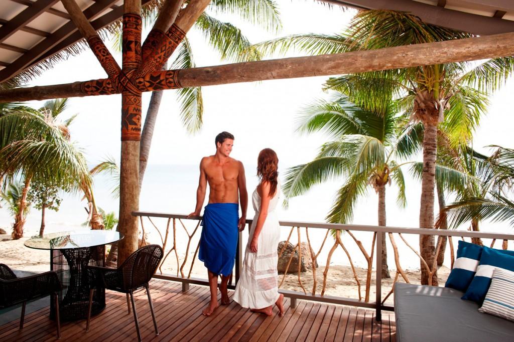 Villa Deck | Photo Credit: Tadrai Island Resort