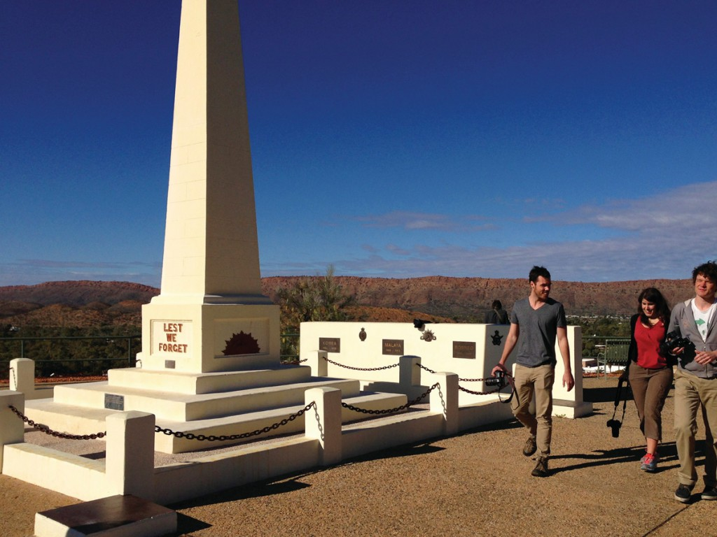 Anzac Hill Alice Springs | Photo Credit: Tourism Northern Territory