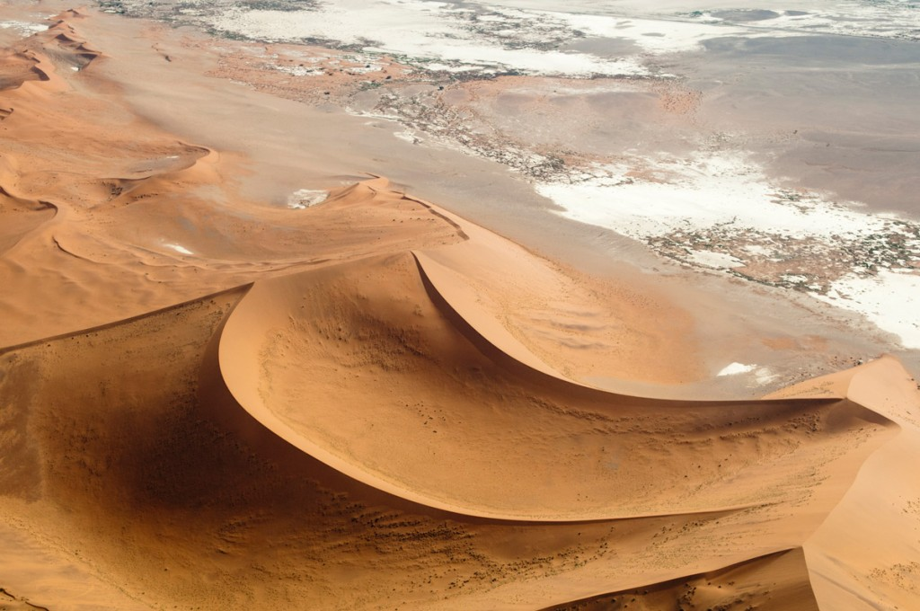 Red dunes of Sossusvlei | Photo Credit: Wilderness Safaris