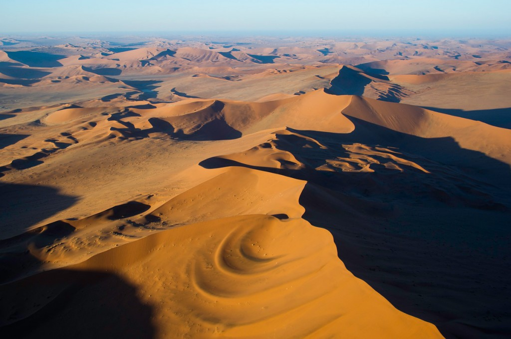 The Dunes of Sossusvlei | Photo Credit: Wilderness Safaris