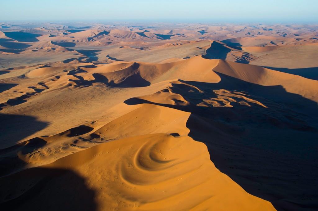 The Dunes of Sossusvlei | Photo Credit: Wilderness Safaris