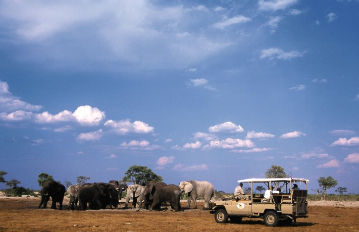 Savute Elephant Camp