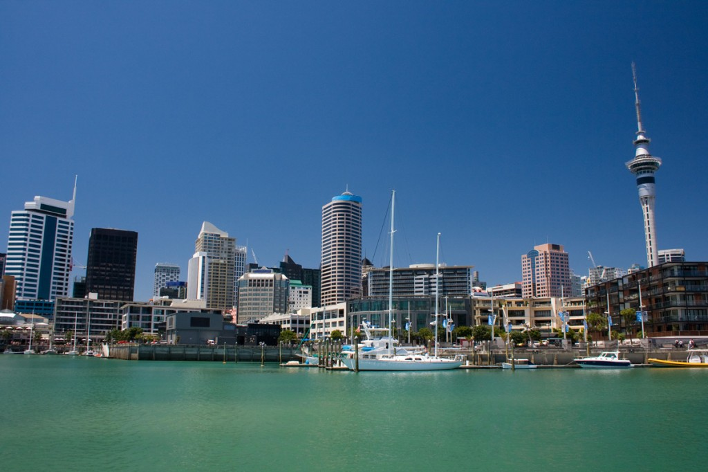 Auckland, New Zealand | Photo Credit: Shutterstock