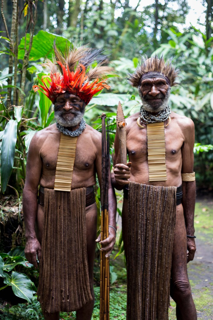 Two Witch Doctors Photo Credit: Swain Destinations