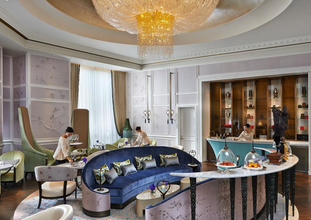 Mandarin Oriental Jade Lounge