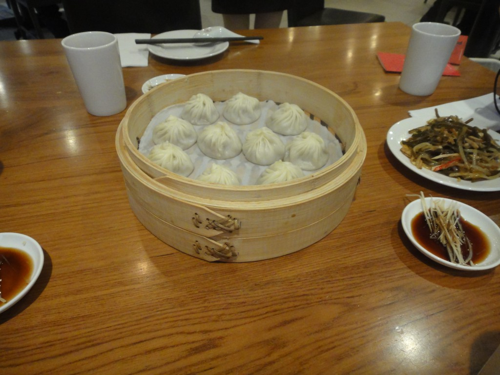Xialongbao - Din Tai Fung
