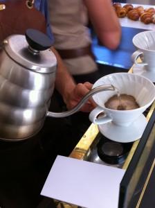 PATRICIA - coffee pour